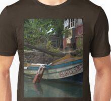 a large Jamaica landscape Unisex T-Shirt