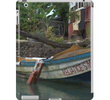 a large Jamaica landscape iPad Case/Skin
