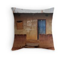 A touch of blue Throw Pillow