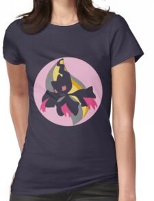 Mega Charm Mega Banette Womens Fitted T-Shirt