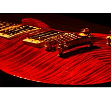 Flame Top Photographic Print