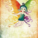 Butterfly Fairy by sandygrafik