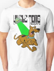 scooby doo and spongebob by uncle toms Unisex T-Shirt