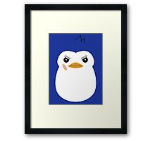 Mawaru Penguindrum - Penguin no. 1 Framed Print
