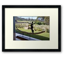 artscapes #49, cycle Framed Print