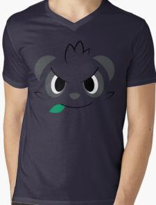 Pokemon - Pancham / Yancham Mens V-Neck T-Shirt