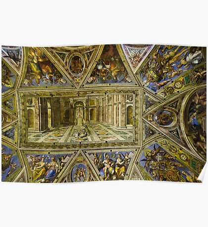 Inside The Vatican Poster