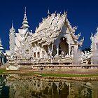 Wat Rong Khun by Elaine Short