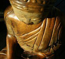 Buddha by Jodie Doyle