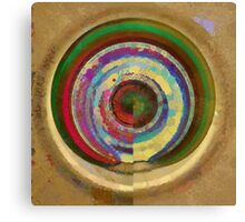 abstract 7 (DaP) Canvas Print