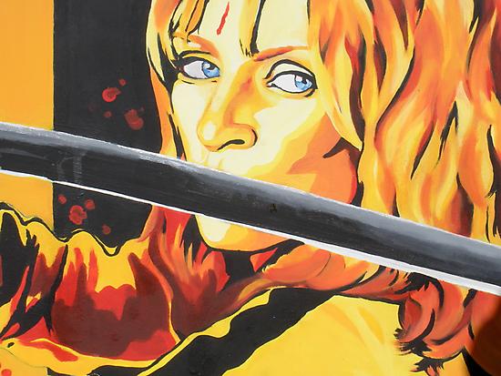 Kill Bill: The Bride by artistjanebush