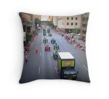 Everyone Loves A Parade Throw Pillow