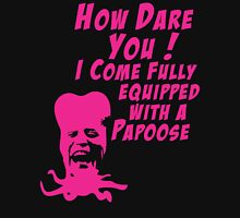Tony Harrison - Equipped With A Papoose Unisex T-Shirt