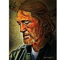 Man of Constant Sorrow Photographic Print