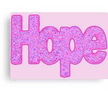 """Hope"" Canvas Print"