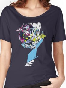 All Everythings Women's Relaxed Fit T-Shirt