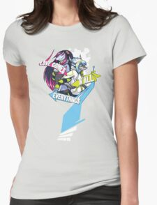 All Everythings Womens Fitted T-Shirt
