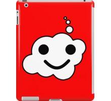 Smiling Minifig Face, Bubble-Tees.com iPad Case/Skin