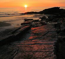 Cornwall: Red Rock by Rob Parsons