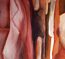 Ingredients (diptych part a) by Margo Humphries