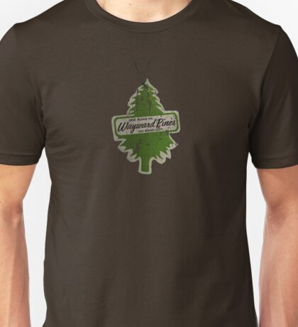 Wayward Pines v3 Unisex T-Shirt