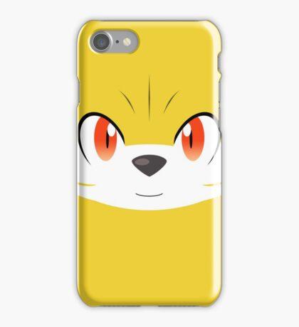 Pokemon - Fennekin / Fokko iPhone Case/Skin