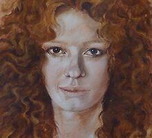 Portrait by pucci ferraris