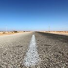 Long Road Ahead - Western Sahara by helenlloyd