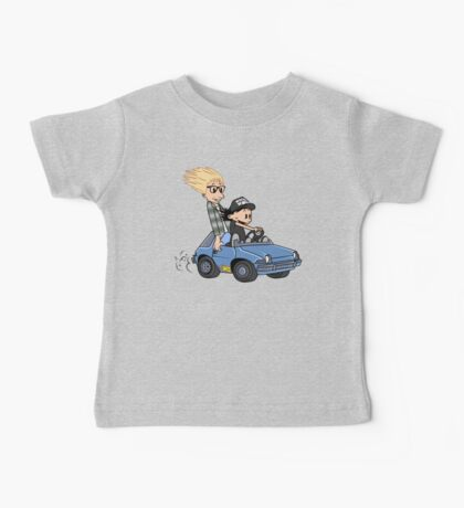 Party Time Excellent Baby Tee