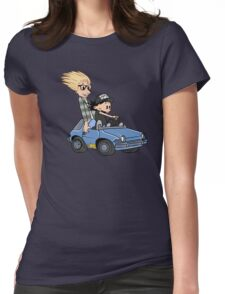 Party Time Excellent Womens Fitted T-Shirt