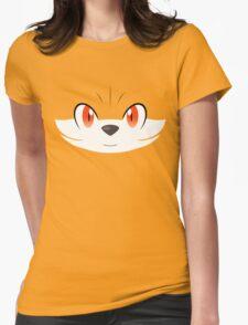 Pokemon - Fennekin / Fokko Womens Fitted T-Shirt
