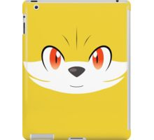 Pokemon - Fennekin / Fokko iPad Case/Skin