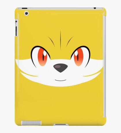 Pokemon - Fennekin / Fokko iPad Case/Skin