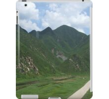 an incredible North Korea landscape iPad Case/Skin