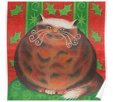 Christmas Pud Poster