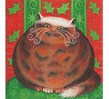 Christmas Pud Photographic Print
