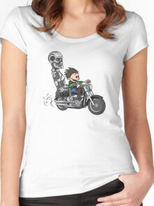 Judgement Day Women's Fitted Scoop T-Shirt