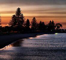 Dusk - Palm Beach Western Australia by Jon Staniland