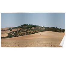 Puglia Landscape  Poster