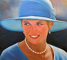 Princess Diana by allspp