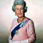 Queen Elizabeth by allspp