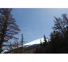 Mount Fuji, Japan  Photographic Print