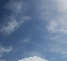 Mount Fuji from 5th Station, Japan  by jojobob