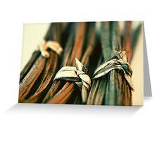 Knots Greeting Card