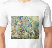 Pressed Flowers Unisex T-Shirt