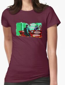 Who is the Balloon Suited Man? A Graphic Novel T-Shirt