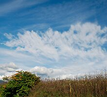 Big Friulian Skies  by jojobob