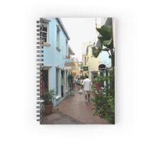 Small Street Market Spiral Notebook