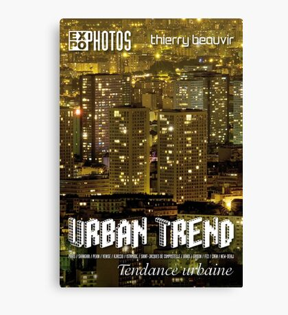 Expo Photo - Urban Trend Canvas Print
