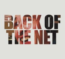 Back Of The Net by Andrew Alcock